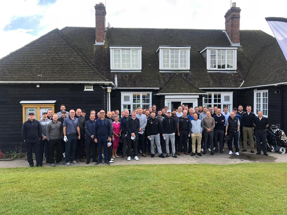 The Trust Held Its Second Charity Golf Day