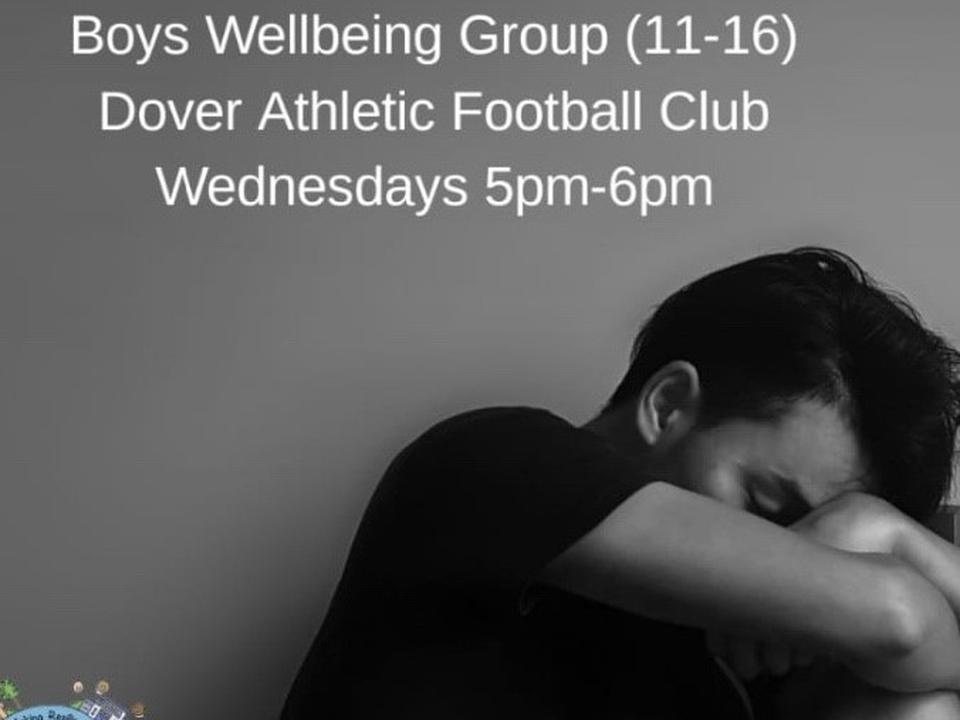 Boys and Mens Health Programme Starts July 3rd