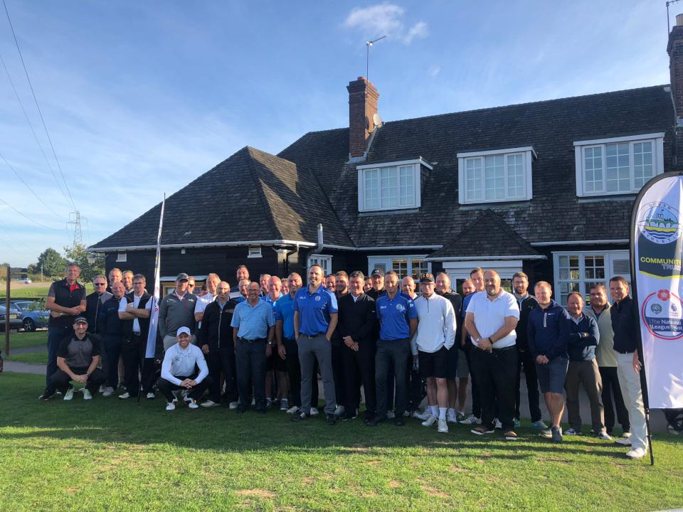 Charity Golf Day Held in September